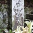 山川登美子墓